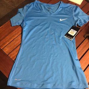 Nike drifit sports shirt